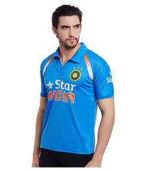 Sportigo Replica Odi India Team Cricket Jersey - 2017 (xl)