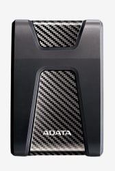 ADATA HD650 1 TB External Hard Drive (Black)