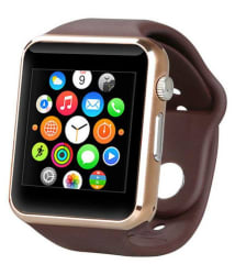 Life Like A1 bluetooth with sim & tf card slot Smart Watches
