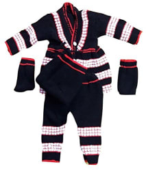 Rebizo Soft Wool Baby s Clothing Set (564_Assorted_New Born)