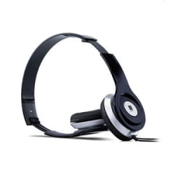 iBall Tango C3 Clarity Headsets with Natural Sound (Black/Silver)
