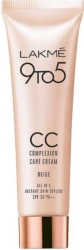 Lakme 9 to 5 Complexion Care Face Cream - Beige 30 g