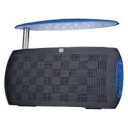 iBall MusiLive BT39 Portable Speakers (Black/Blue)