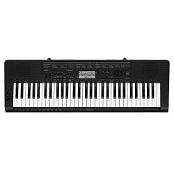 Casio CTK-3500 61-Key Portable Keyboard, Black