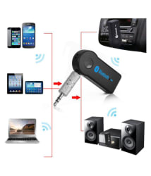 Rivan Black Bluetooth Device