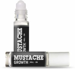 Beardo Mustache Growth Roll on (8 ml)