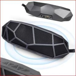 Details about Portable Mini Wireless Bluetooth Speaker Version 4.1 MP3 MP4 Builtin Mic TF