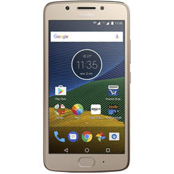 Moto G5 (Gold, 16GB) Mobile Phone