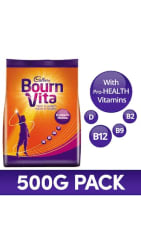 Cadbury Bournvita Pro-Health Health Drink Pouch 500gm