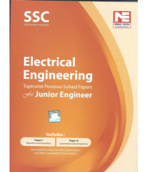 Previous Years Solved Papers : SSC : Electrical Engineering For Je