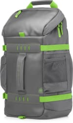 HP 15.6 inch Laptop Backpack (Grey, Green)