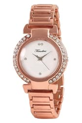 Timebre Analogue White Dial Women s Watch - Amlxcpr193-5