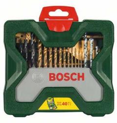 Bosch 40 Piece X-line Titanium Set (40 Tools)