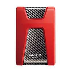 Adata HD650 1 TB External Hard Disk (Red)