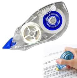Correction Tape - 1 Pc (Colour & Design May Vary)