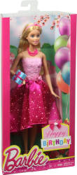 Barbie Happy Birthday Doll (Multicolor)
