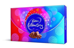 Cadbury Celebrations Assorted Chocolate Gift Pack, 180.8g