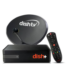 Dish TV SD+ Titanium Full On [Extra 300 OFF on Checkout] with 1 month Subscription Free