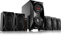 Intex IT-6050-SUFB 5.1XH Channel Computer Multimedia Speakers (Black)
