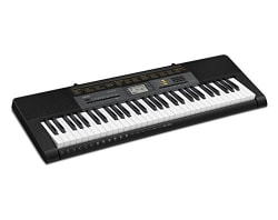 Casio CTK-2500 61-Keys Piano (Black)