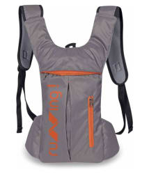 Nivia GREY RUNNING BACKPACK Backpack
