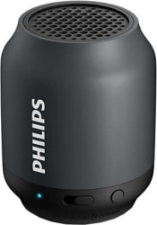 Philips Wireless Portable Speaker (Black, Mono Channel)