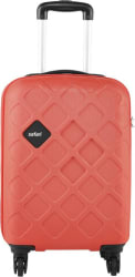 Safari Mosaic Cabin Luggage - 22 inch (Red)