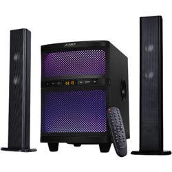 Fenda T-200x 2.1 TV Speaker (Black)