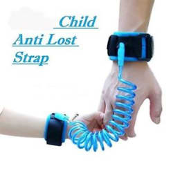 QUALITYDEALZ Child Safety Anti Lost Wrist Link Harness Strap Rope Leash Walking