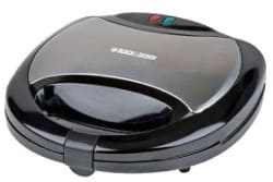 Black & Decker TS 2000-B5 Grill (Black)
