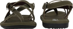 Aero Men Brown Sandals