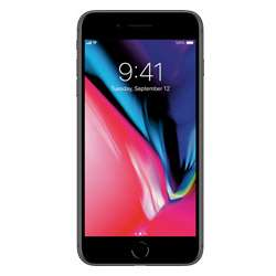 Apple iPhone 8 Plus (Space Grey, 256GB) Mobile Phone