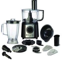 Bajaj Majesty FX9 700 W Food Processor(Black)