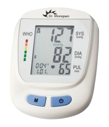 Dr. Morepen BP 09 Blood Pressure Monitor