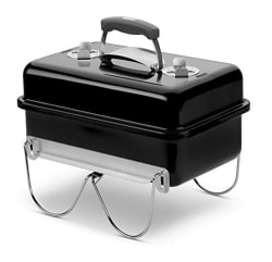 Weber Go-Anywhere Charcoal Grill (Black)