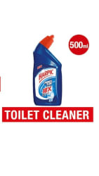 Harpic Power Plus Disinfectant Toilet Cleaner (Original 500 ml)