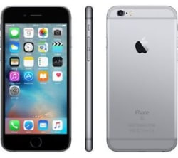 Apple iPhone 6s - 64 GB - Space Grey - Smartphone - Freebies Worth Rs. 1000
