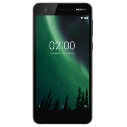 Nokia 2 (Black, 8 GB ROM, 1 GB RAM)