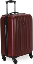 Swiss Gear by Victorinox Spinner Non Spansion Cabin Luggage - 19 inch (Red)
