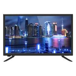 Croma 60 cm (24 inch) HD Ready LED TV (CREL7070, Black)