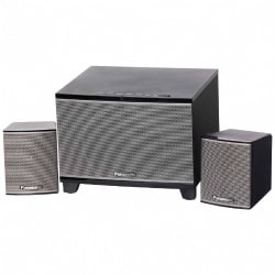 Panasonic SC-HT18GW-K 2.1 Channel Speaker (Black)