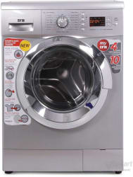 IFB 6.5 kg Fully Automatic Front Load Washing Machine Silver Senorita Aqua SX - 6.5 KG