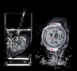 Waterproof Sports Digital Watch For Men & Boys with Alarm Date Luminous Light