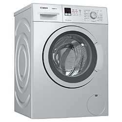 Bosch 7 kg Fully Automatic Front Loading Washing Machine (WAK24169IN, Silver)