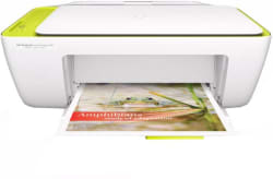 HP DeskJet Ink Advantage 2138 Multi-function Printer (White, Ink Cartridge)
