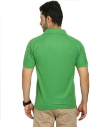 Lime Offers Combo of 5 Men s Polo T-Shirts, multicolor, m