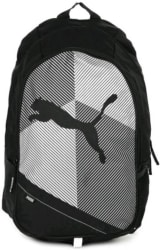 Echo Plus 27 L Medium Backpack Black