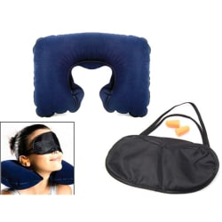K kudos Enterprise 3 in 1 Travel Three Tourists Treasures Neck Pillow Set ( pack of 1 )