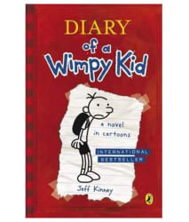 Diary Of A Wimpy Kid Paperback (English)