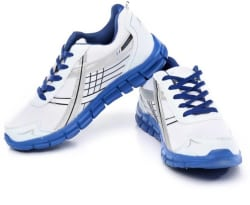 Sparx Running Shoes For Men (White, Blue)